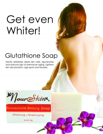 Glutathione Whetening Soap