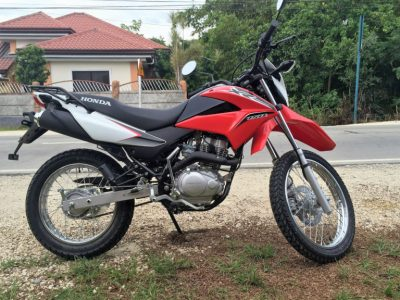 Honda XR 150 Trail Bike 800 PHP per day