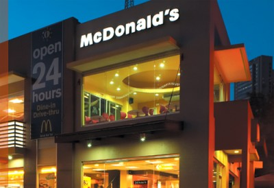 McDonald's Davao City Branches