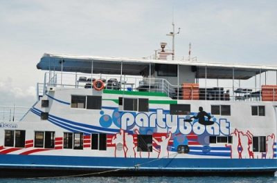 The Venue Party Boat